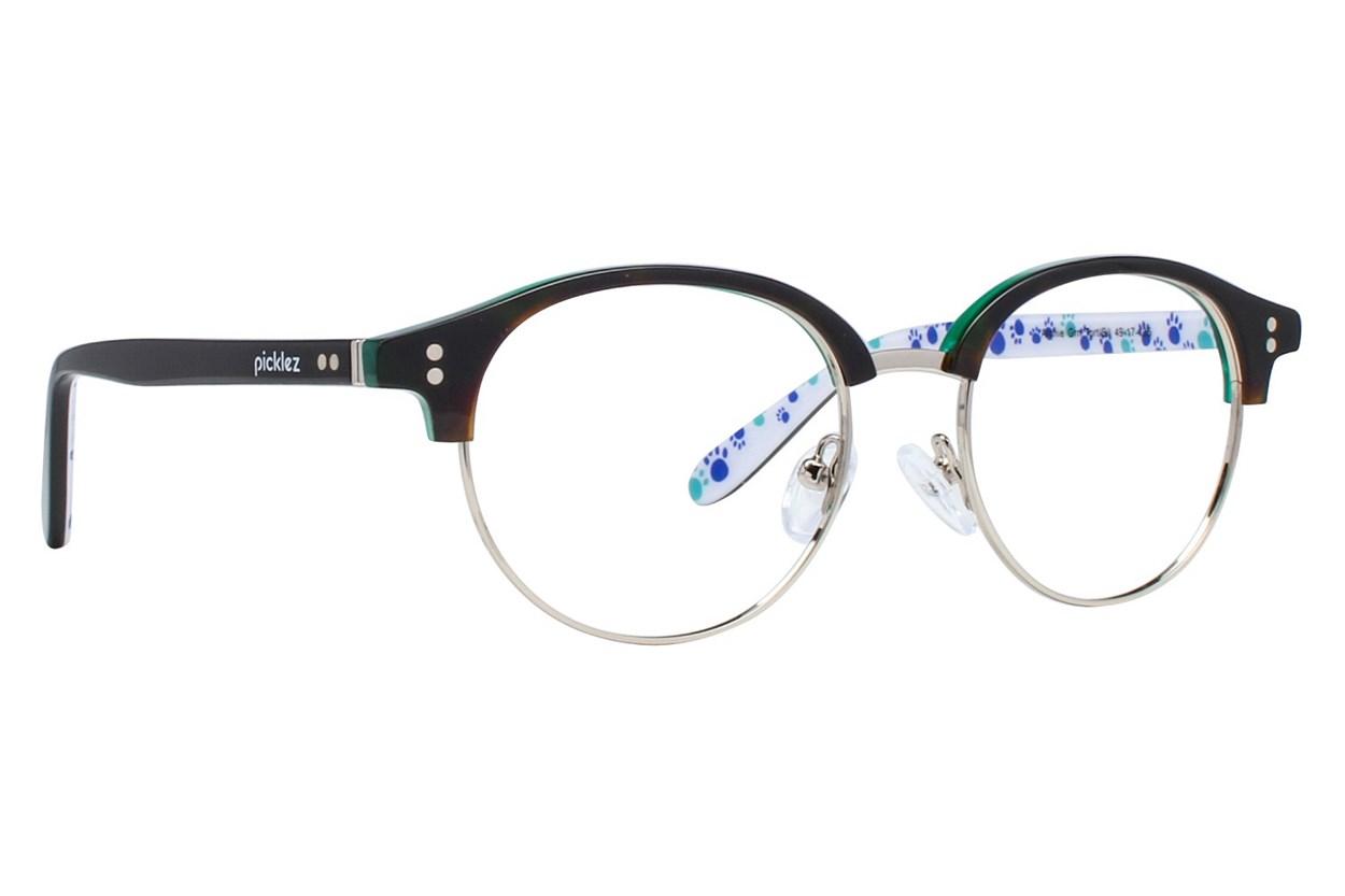 Picklez Archie Green Eyeglasses