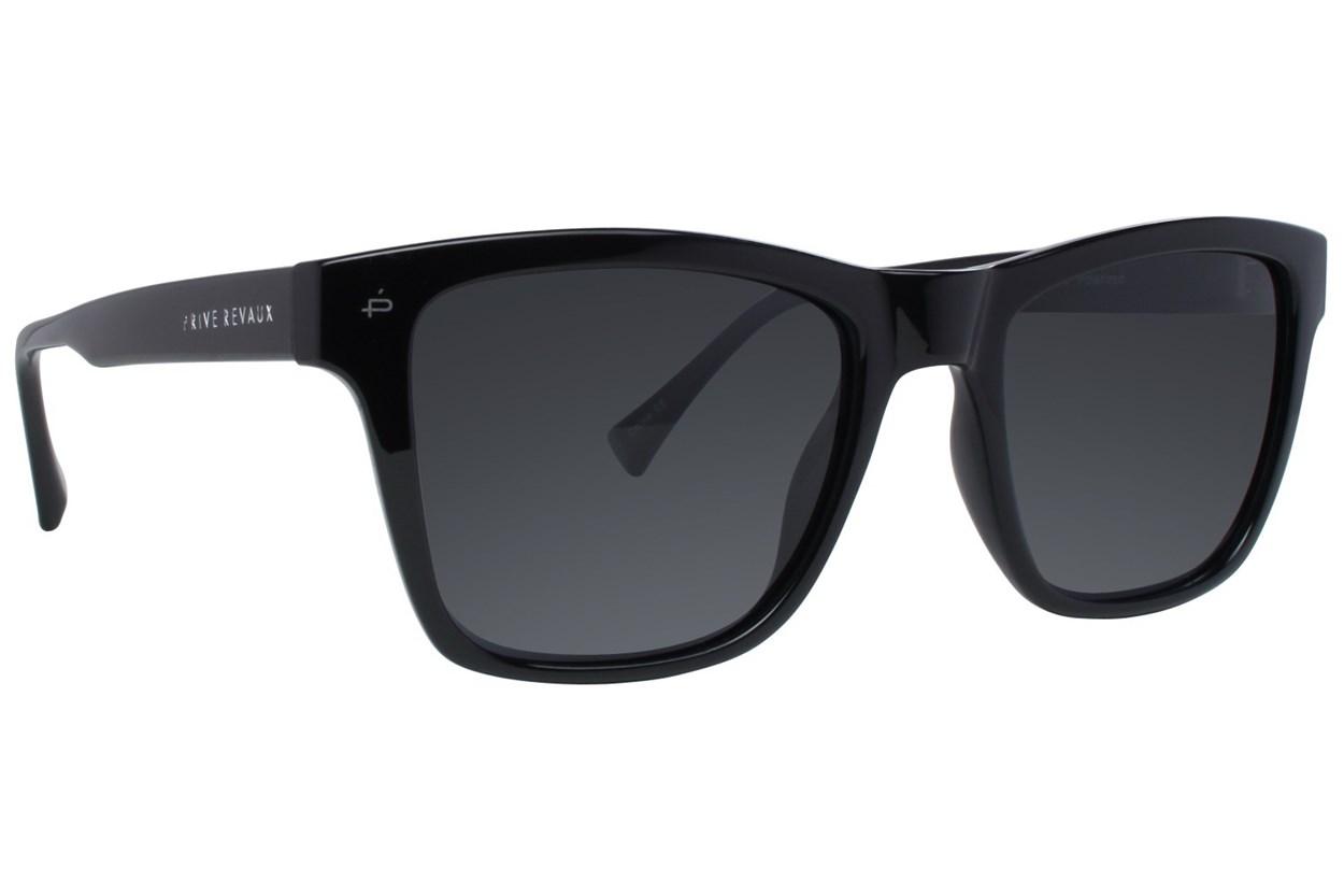Prive Revaux The Beau Black Sunglasses