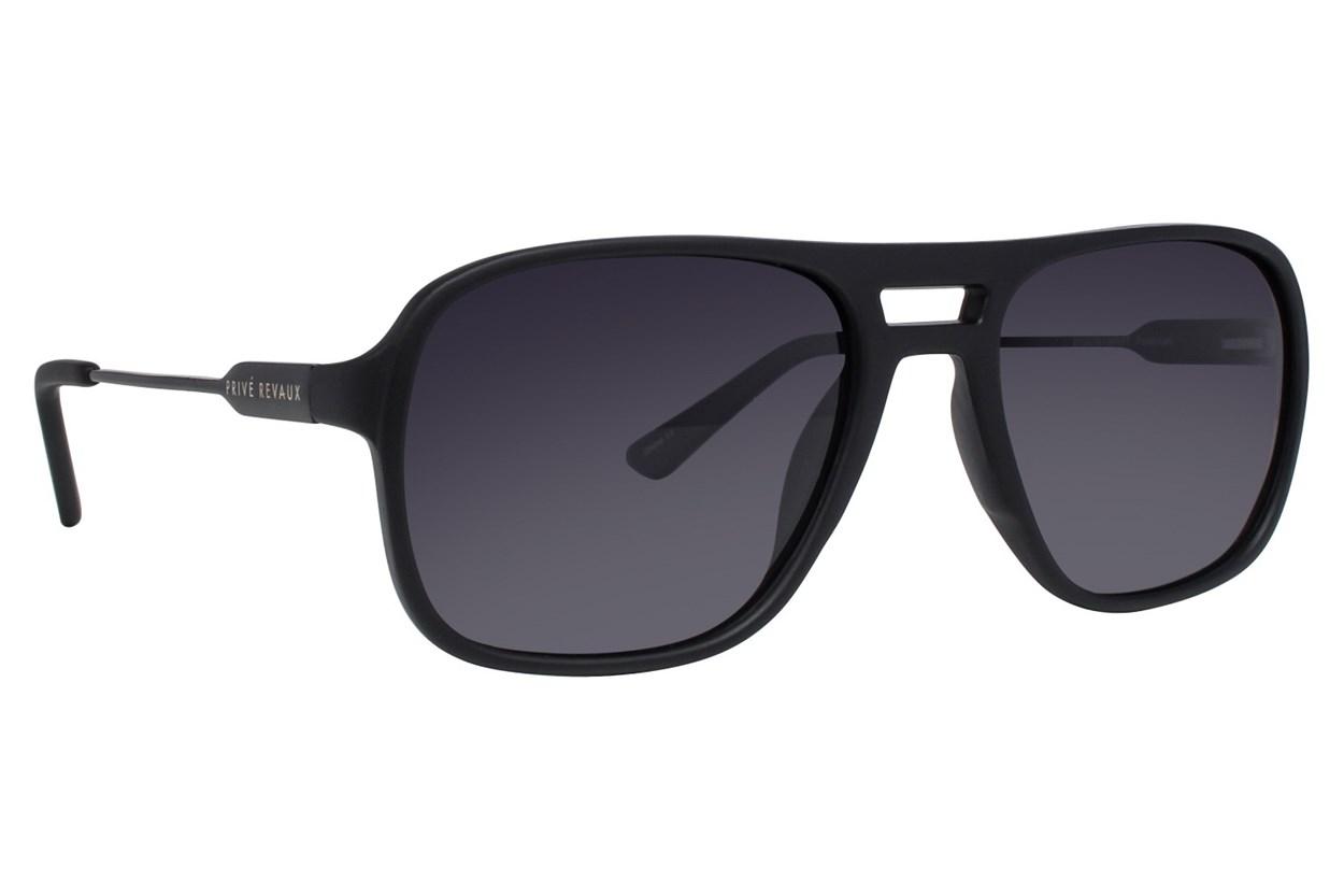 Prive Revaux The 305 Black Sunglasses