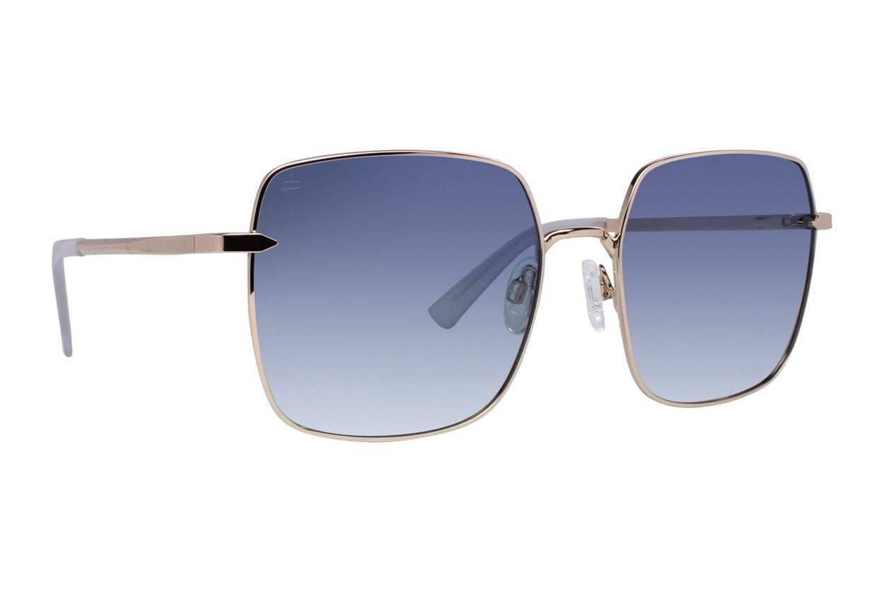 Prive Revaux Casino Nights Gold Sunglasses