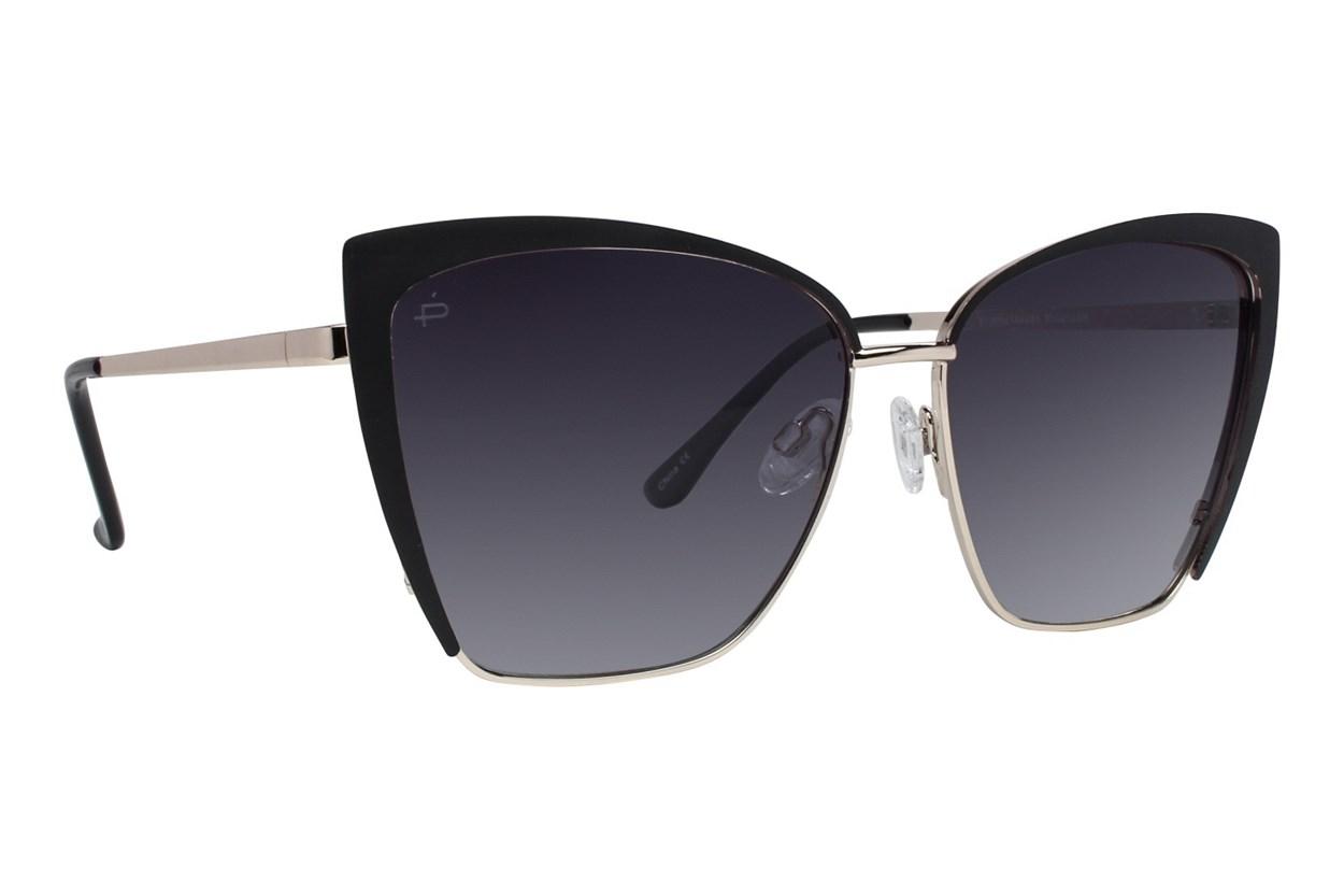 Prive Revaux Brunch Date Black Sunglasses