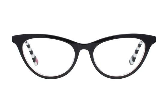 Hot Kiss HK90 Black Eyeglasses