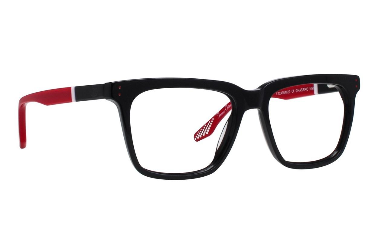 NERF Ripper Black Eyeglasses