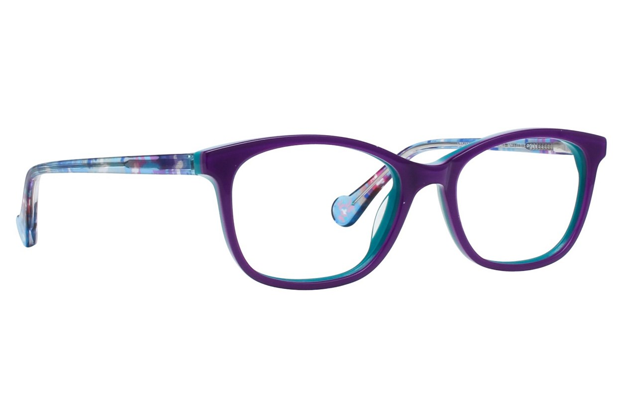 My Little Pony Everfree Forest Purple Eyeglasses
