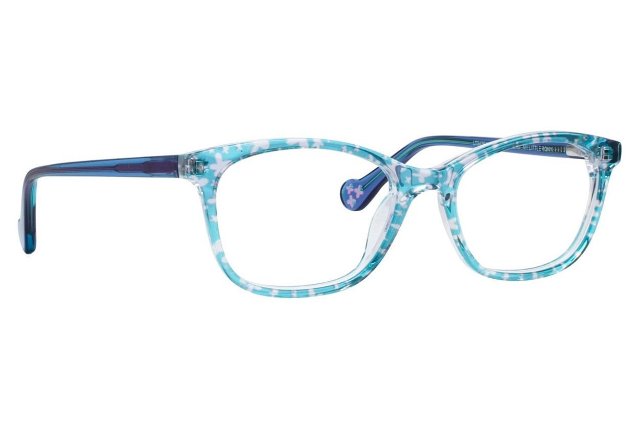 My Little Pony Everfree Forest Turquoise Eyeglasses