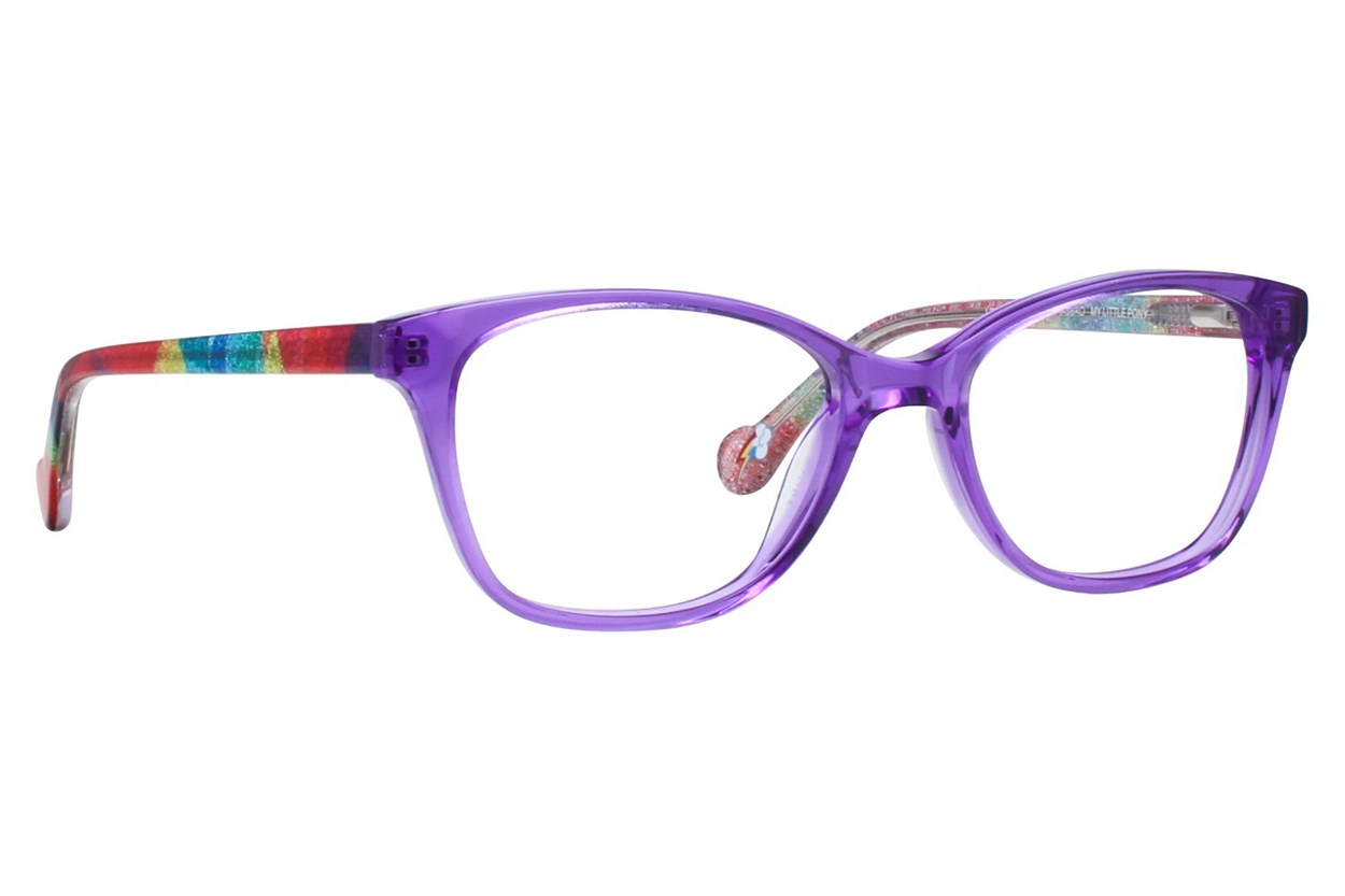 My Little Pony Tank Purple Eyeglasses