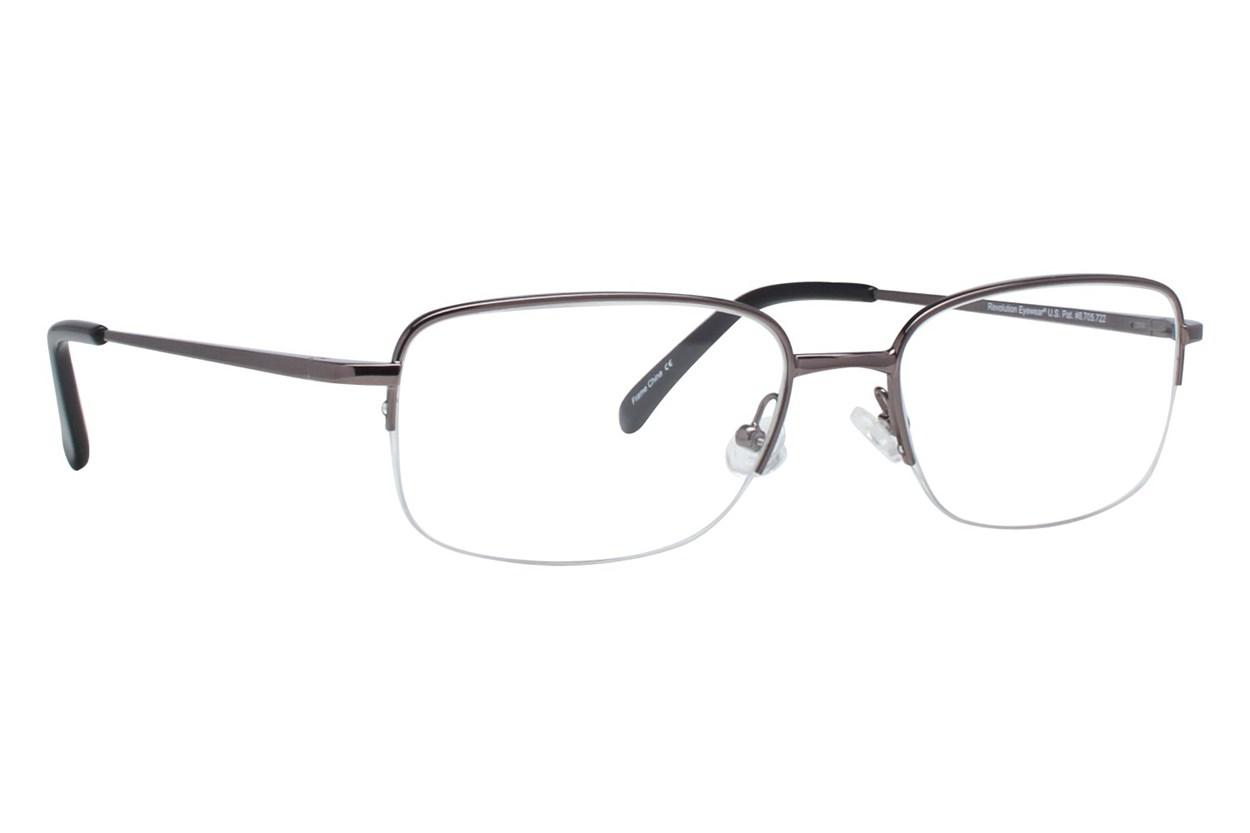 Revolution Marshall Silver Eyeglasses