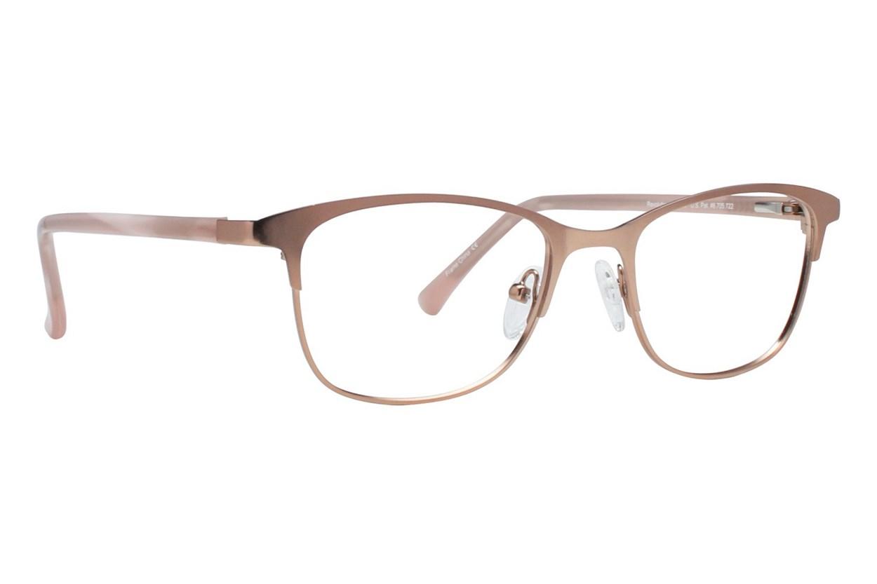 Revolution Edison Gold Eyeglasses