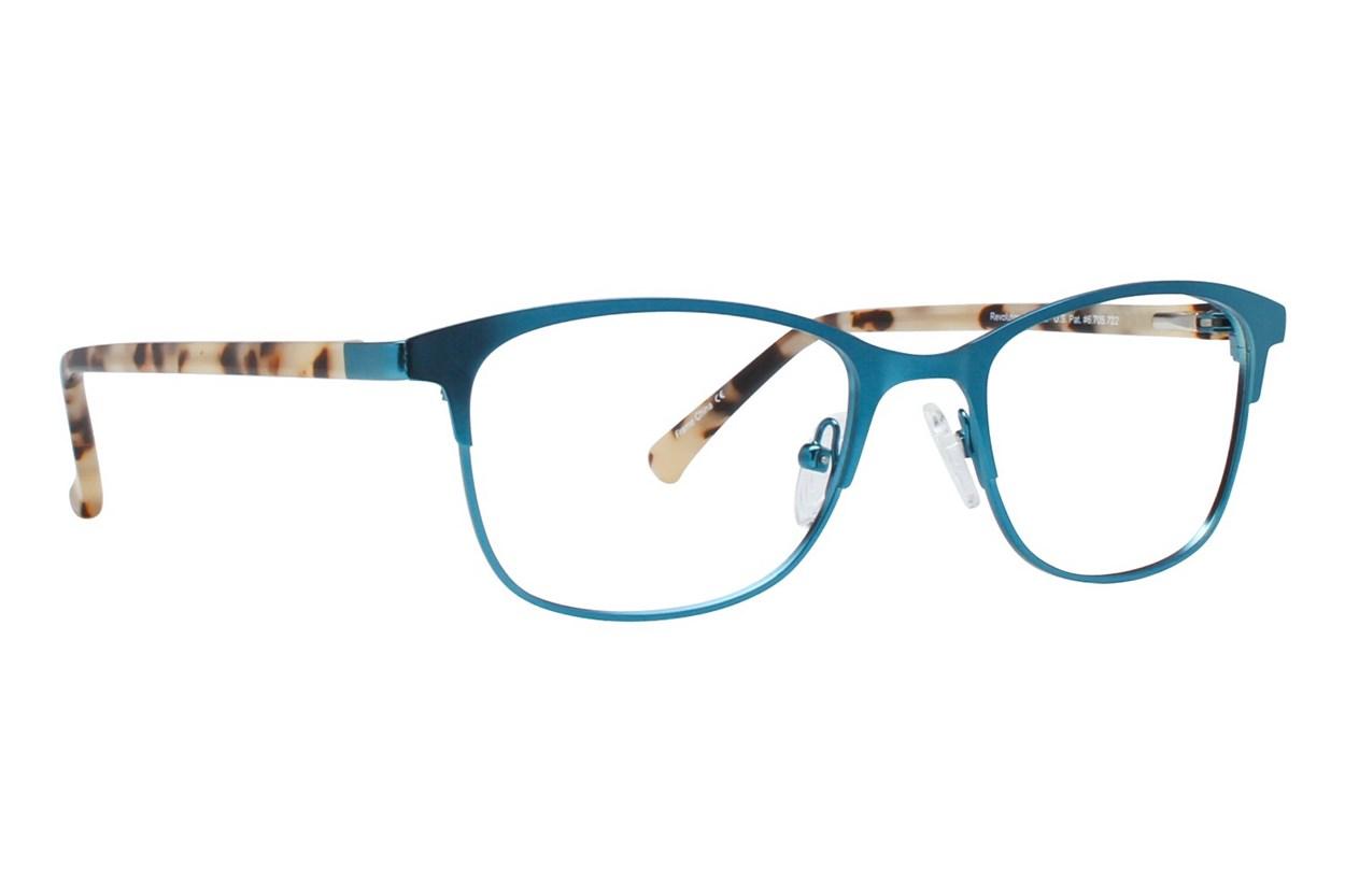 Revolution Edison Turquoise Eyeglasses
