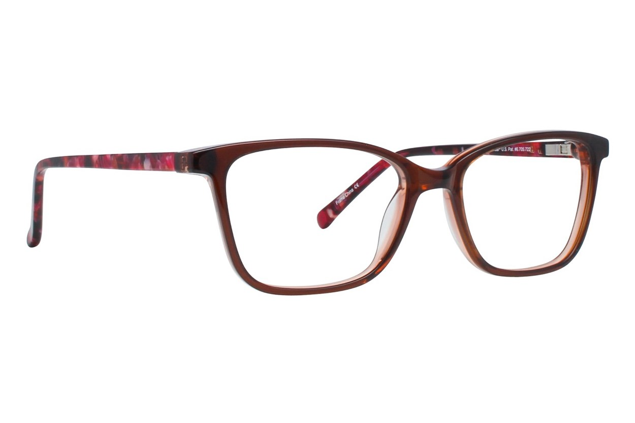 Revolution Cary Brown Eyeglasses