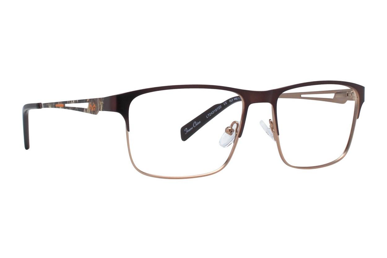 Realtree R733 Brown Eyeglasses