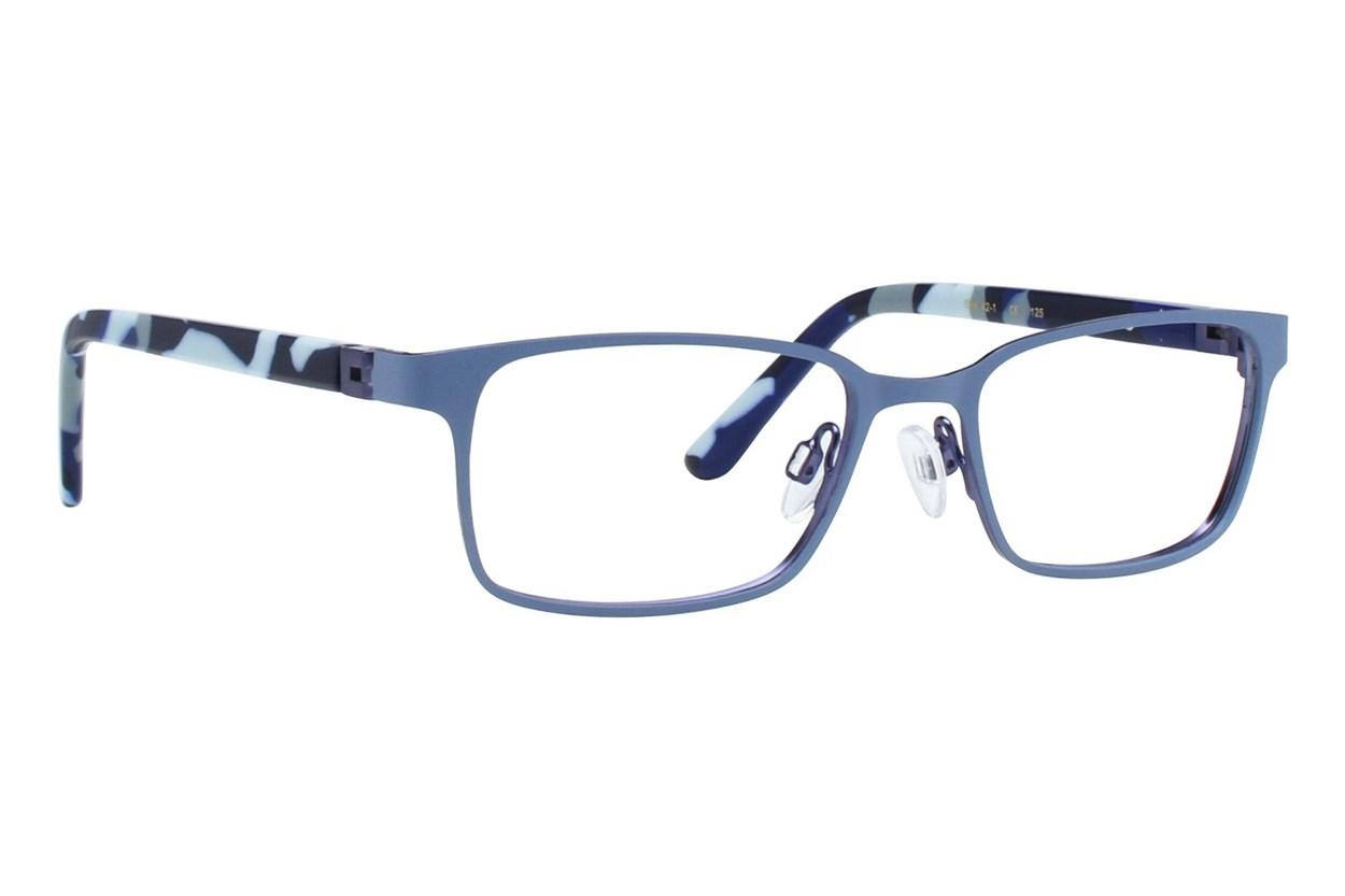 Tony Hawk Kids THK 42 Blue Eyeglasses