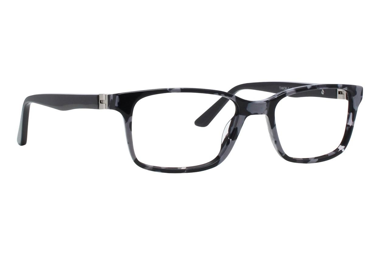 Tony Hawk Kids THK 36 Gray Eyeglasses