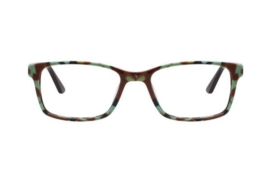 Tony Hawk Kids THK 36 Green Eyeglasses