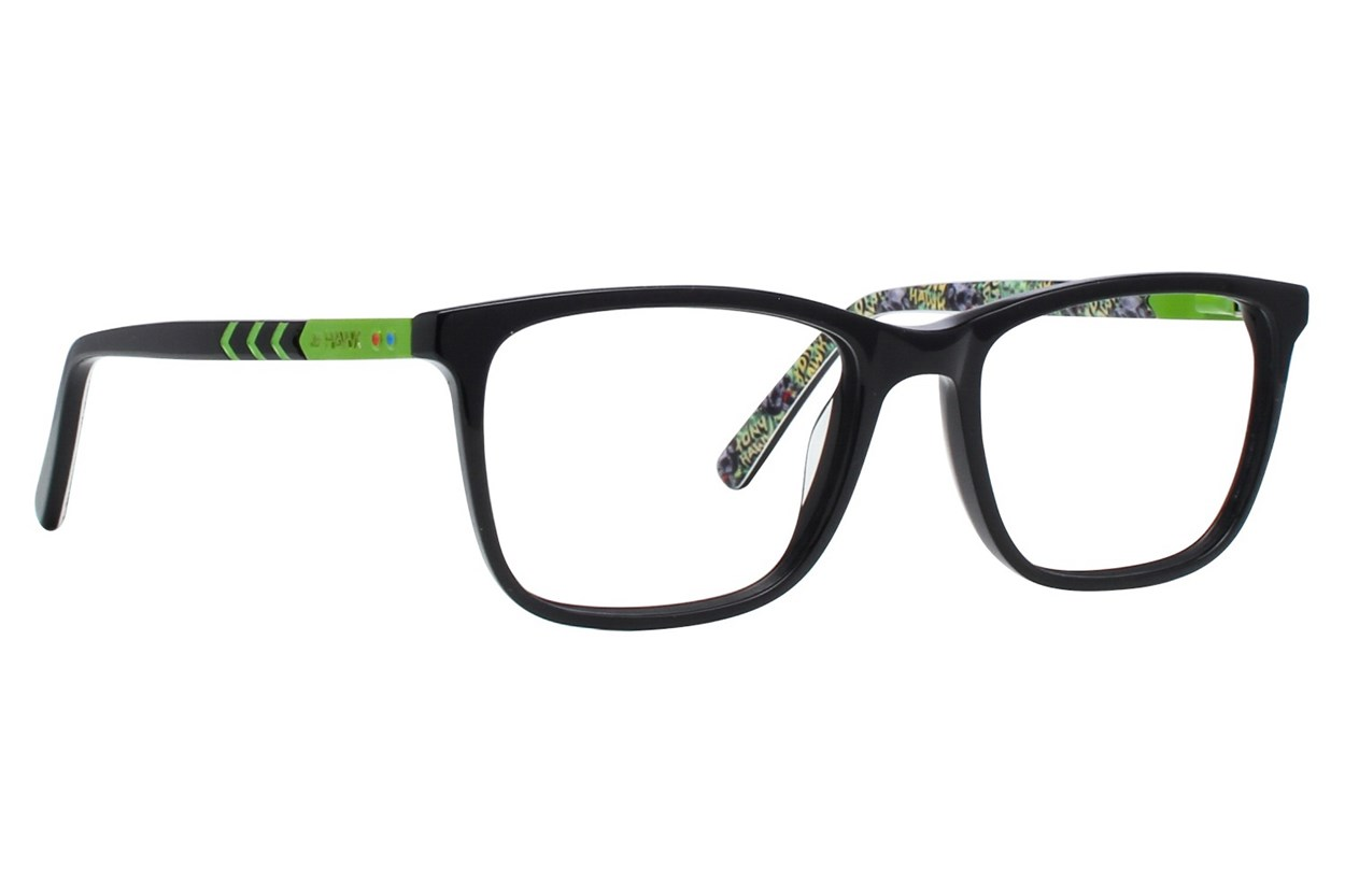 Tony Hawk Kids THK 40 Black Eyeglasses