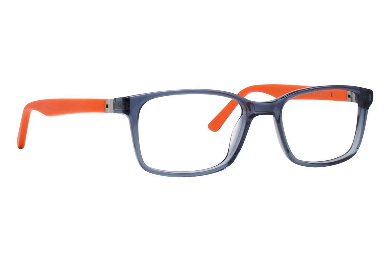 New Balance NBK143 Blue Eyeglasses