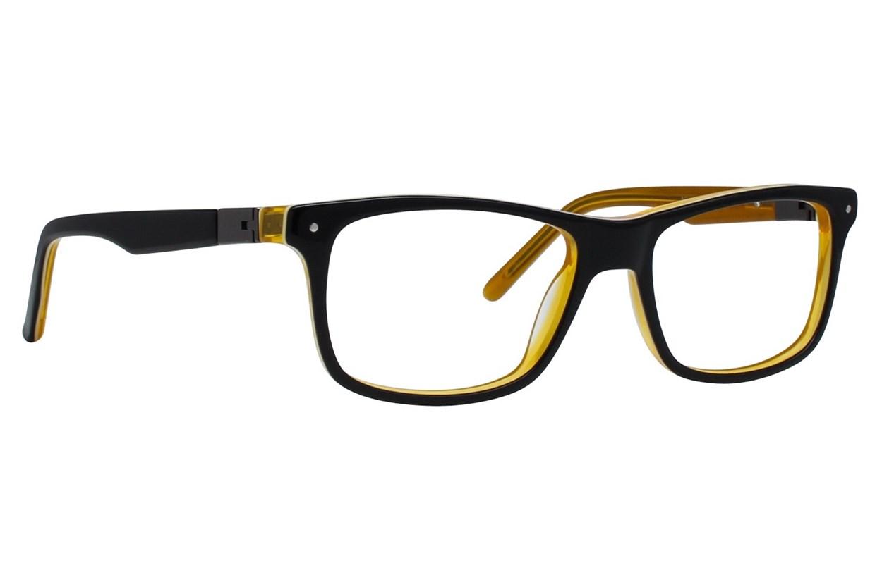 New Balance NBK135 Black Eyeglasses