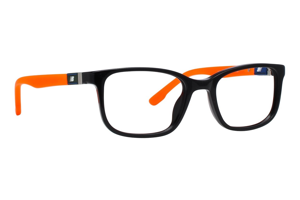 New Balance NBK 5049 Black Eyeglasses