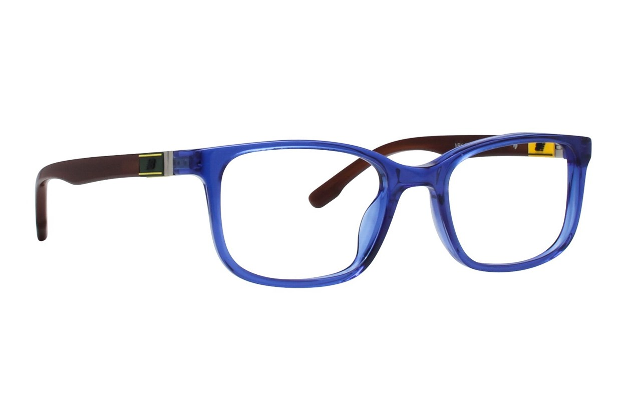New Balance NBK 5049 Blue Eyeglasses