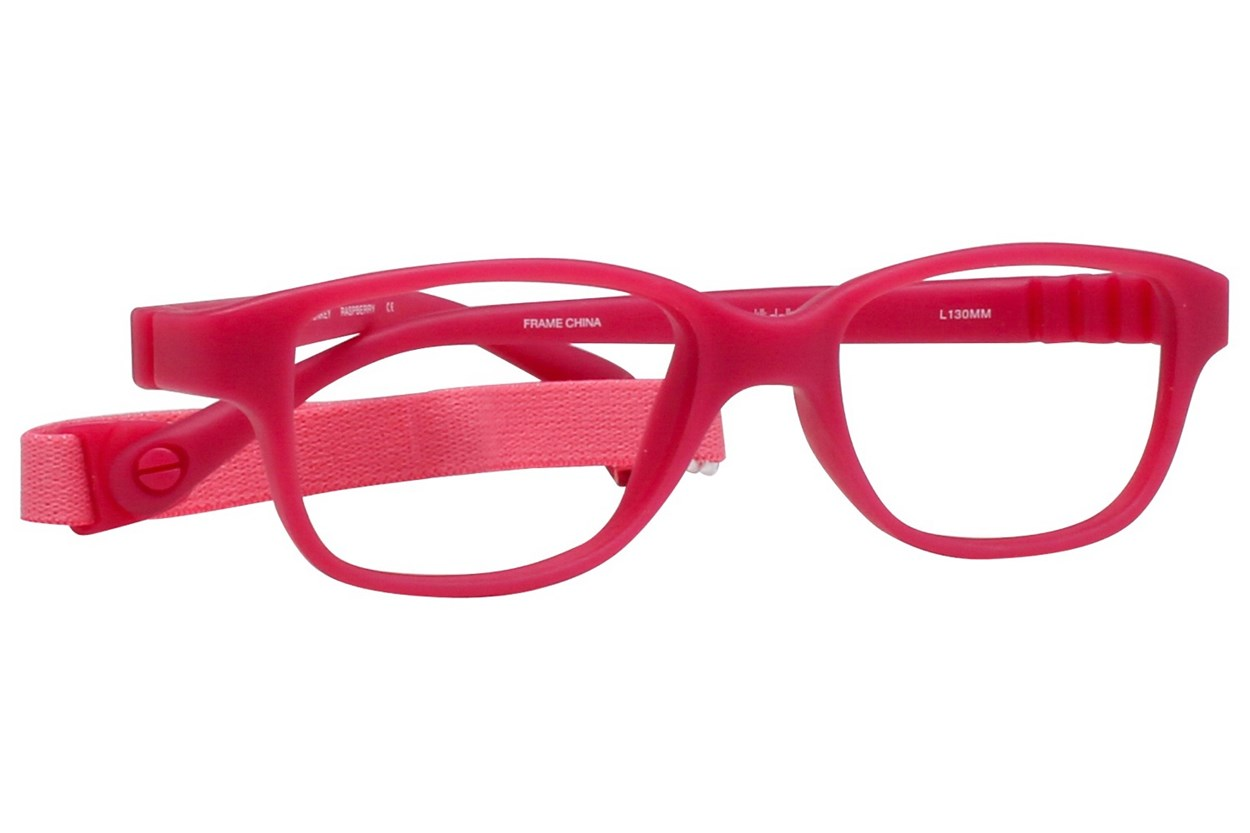 dilli dalli Chunky Monkey Red Eyeglasses