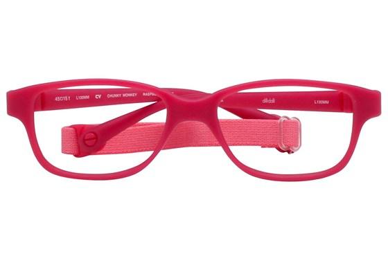 dilli dalli Chunky Monkey Red Eyeglasses