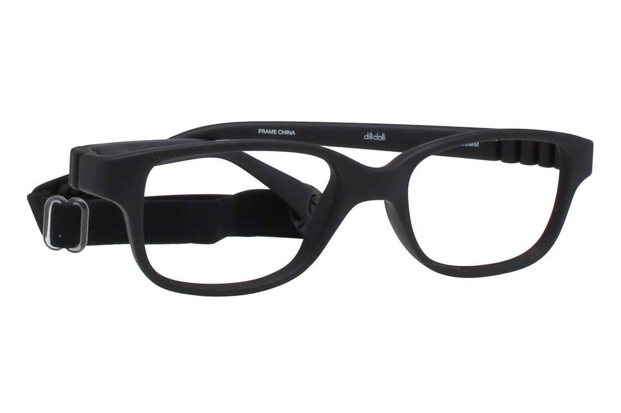 dilli dalli Chunky Monkey Black Eyeglasses