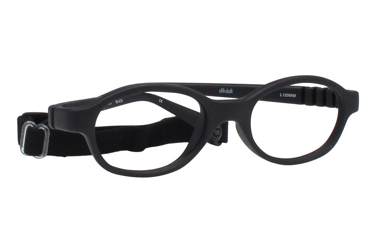 dilli dalli Dimples Black Eyeglasses
