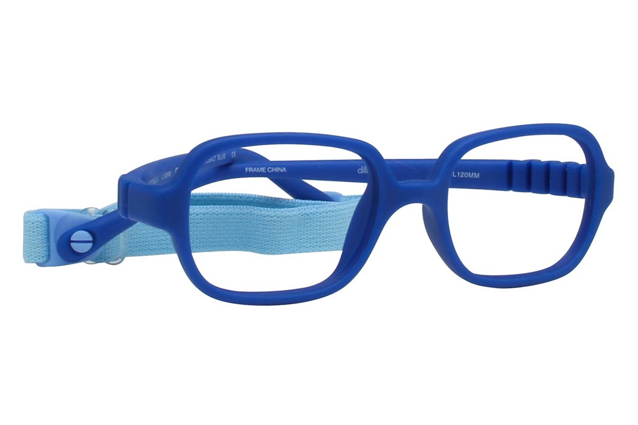 dilli dalli Sprinkles Blue Eyeglasses