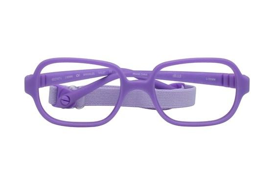 dilli dalli Sprinkles Purple Eyeglasses