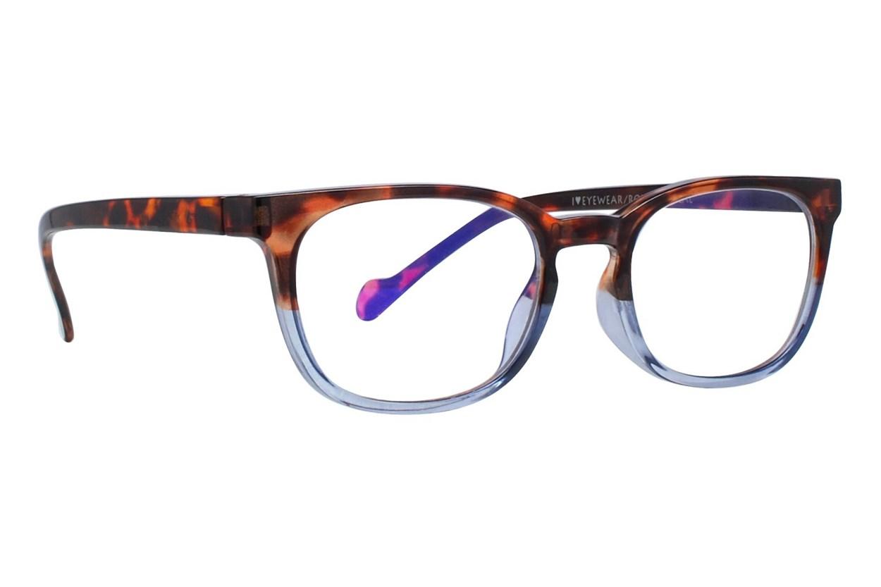 I Heart Eyewear Sidecar Computer Glasses Tortoise ComputerVisionAides
