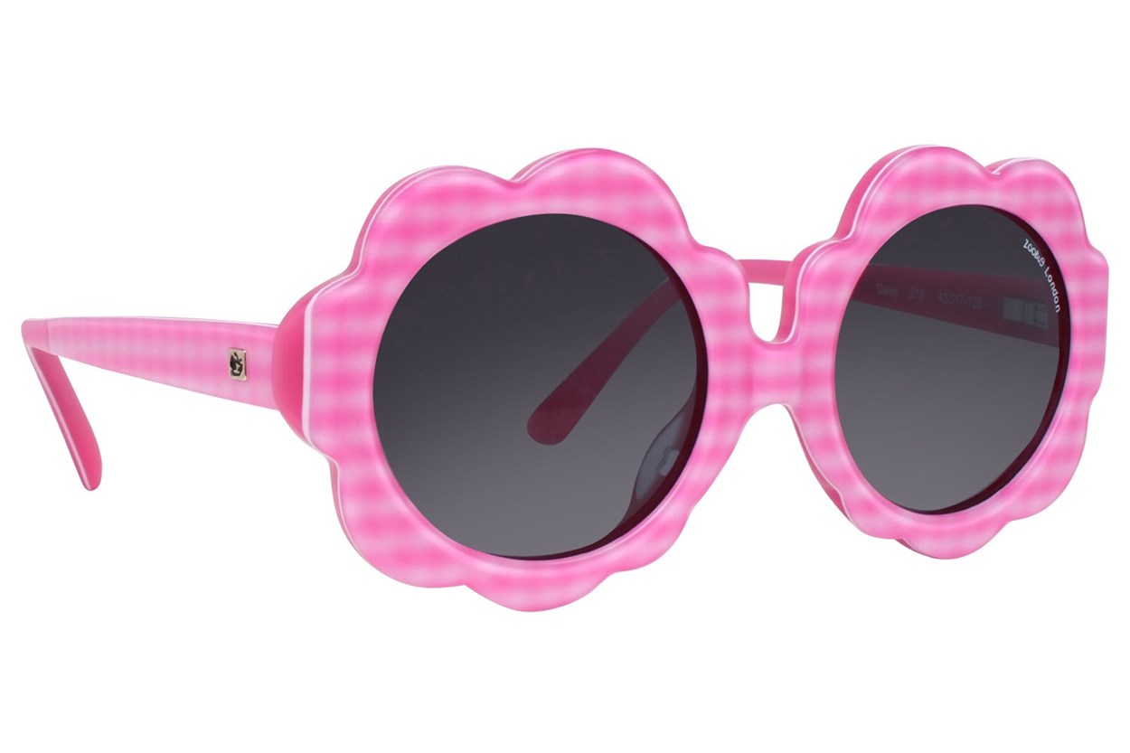 Zoobug ZB Daisy Pink Sunglasses