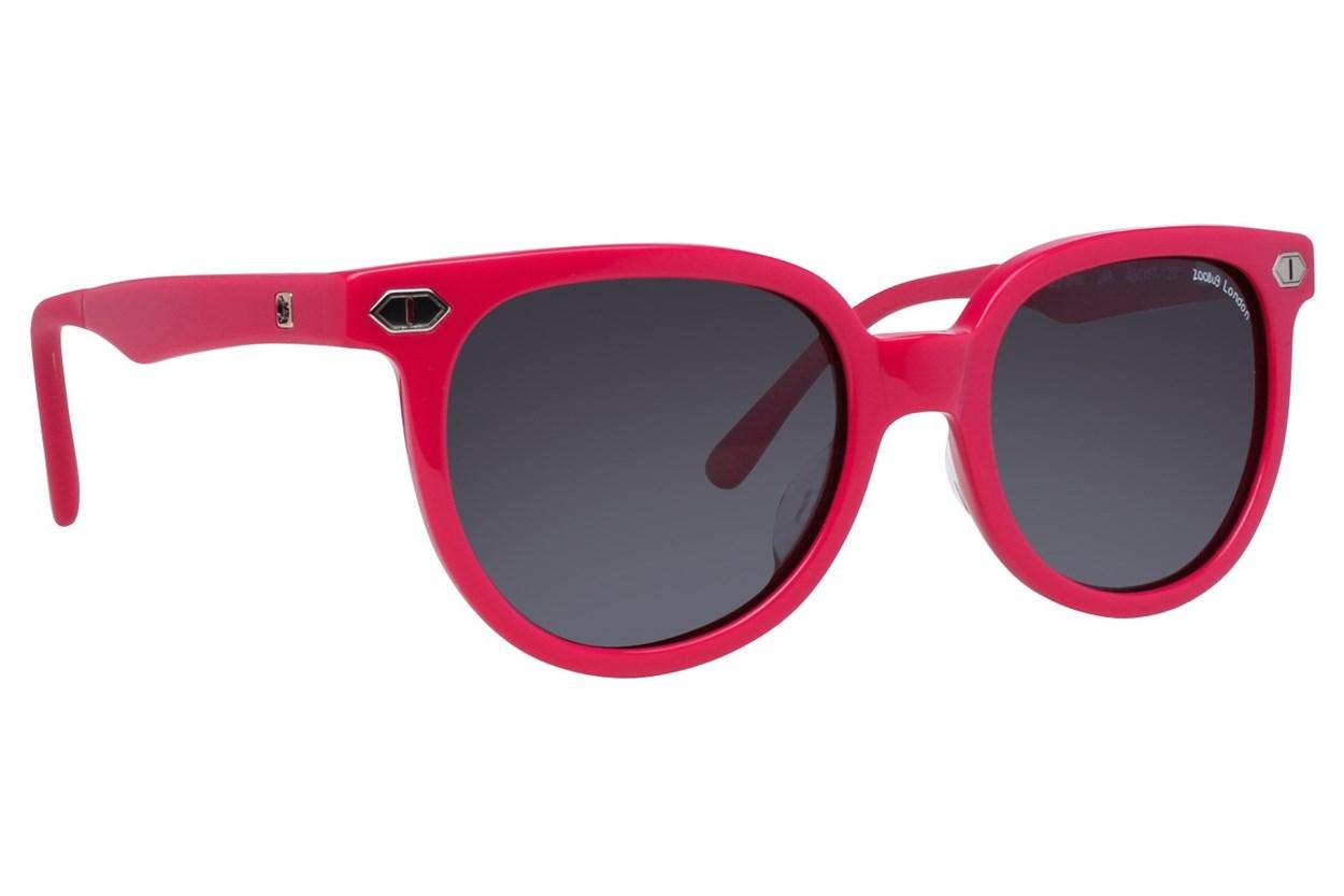 Zoobug ZB Sqfarer Pink Sunglasses