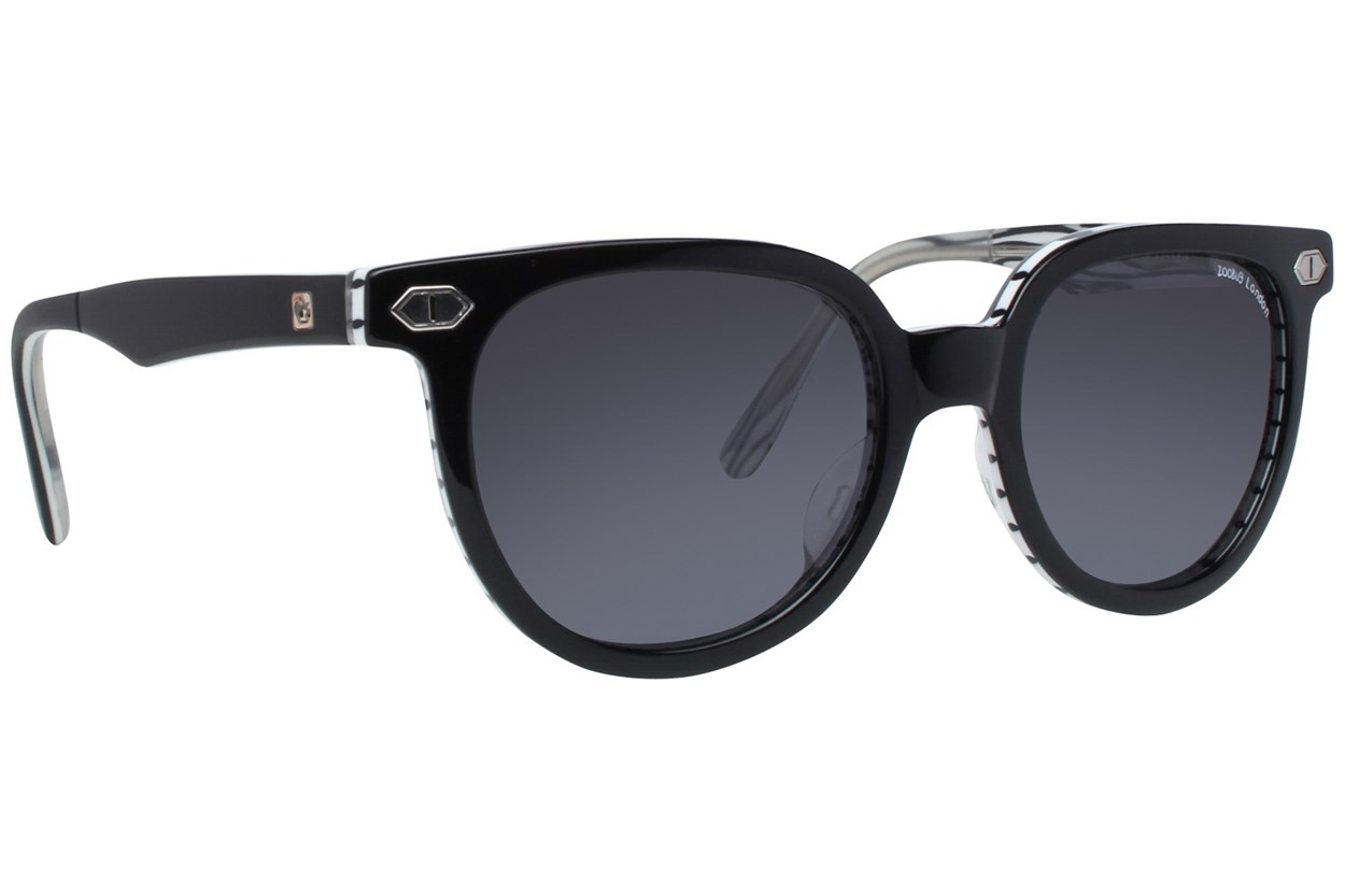 Zoobug ZB Sqfarer Black Sunglasses