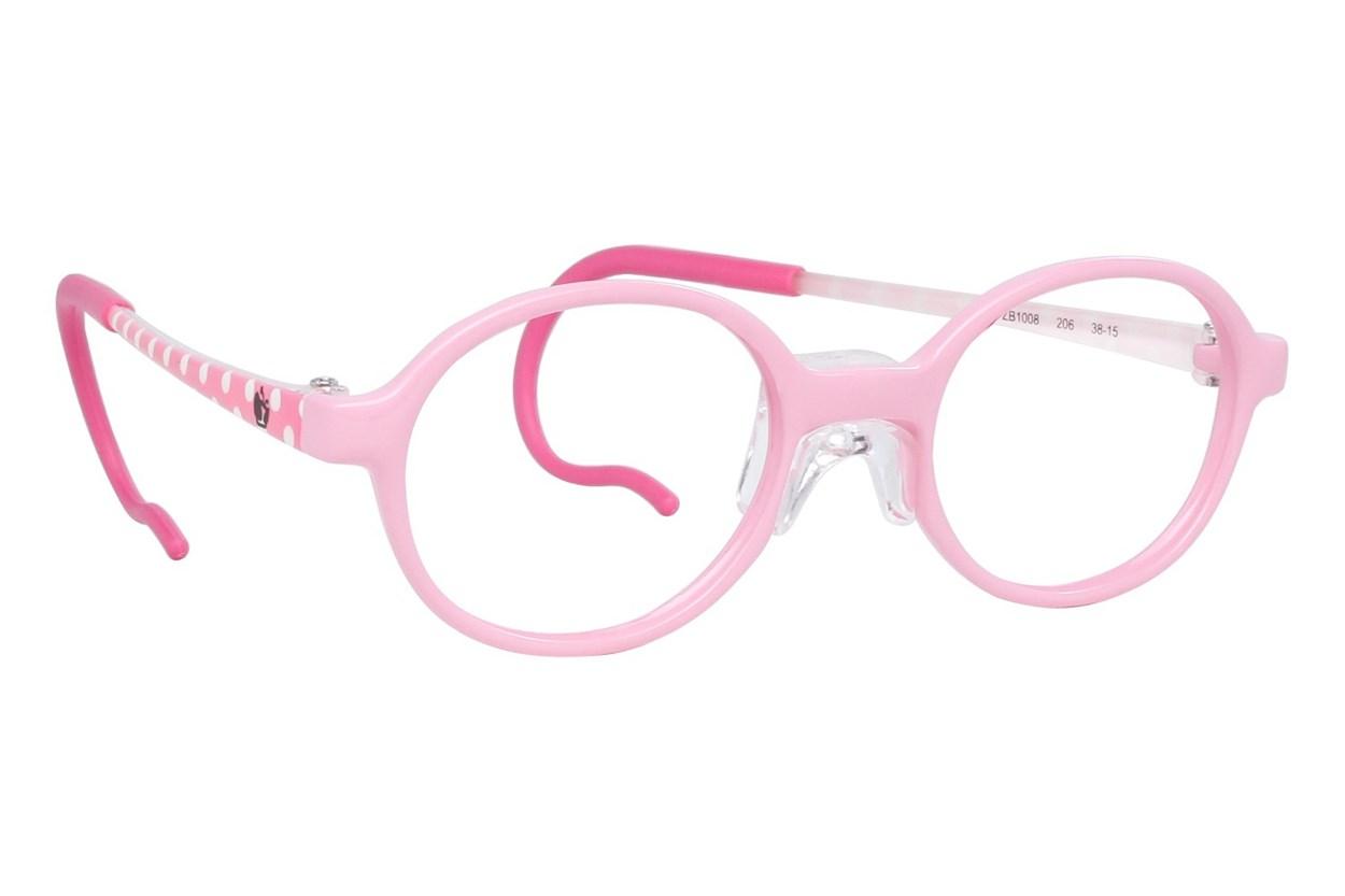 Zoobug ZB1008 Pink Eyeglasses