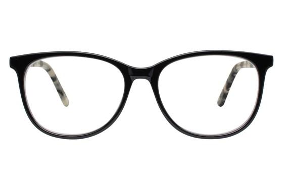 allo Qepsa Reading Glasses Black