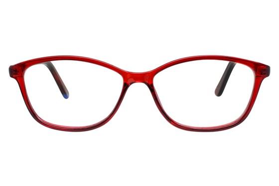 allo Shaka Reading Glasses Red