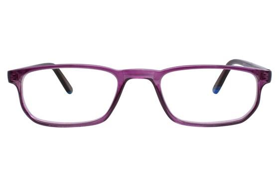 allo Prnto Reading Glasses Purple