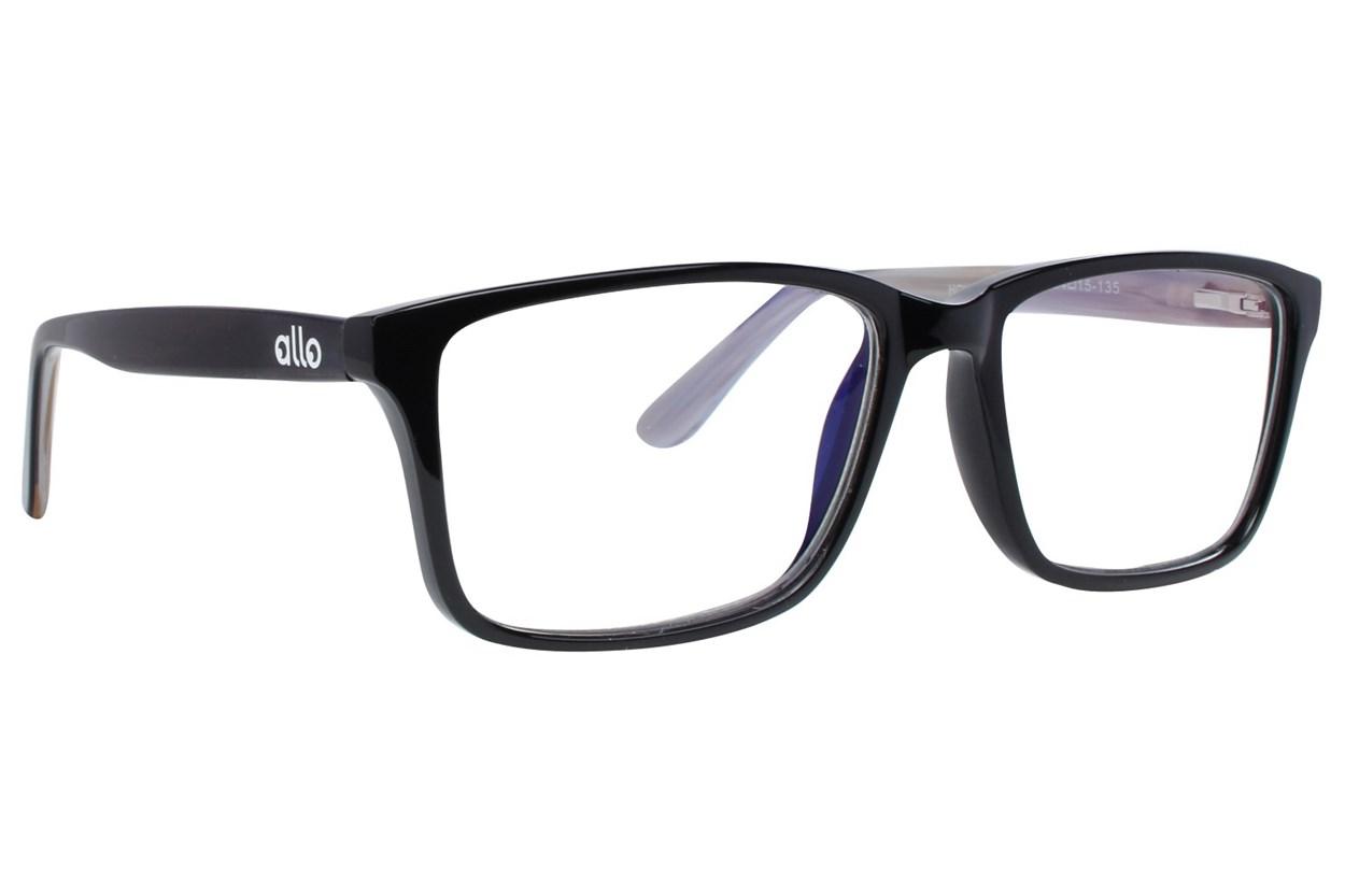 allo Howdy Reading Glasses Black