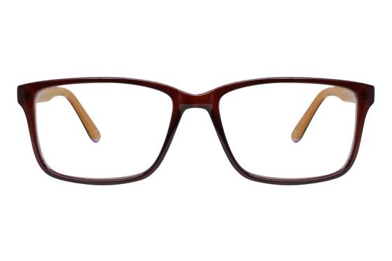 allo Howdy Reading Glasses Brown