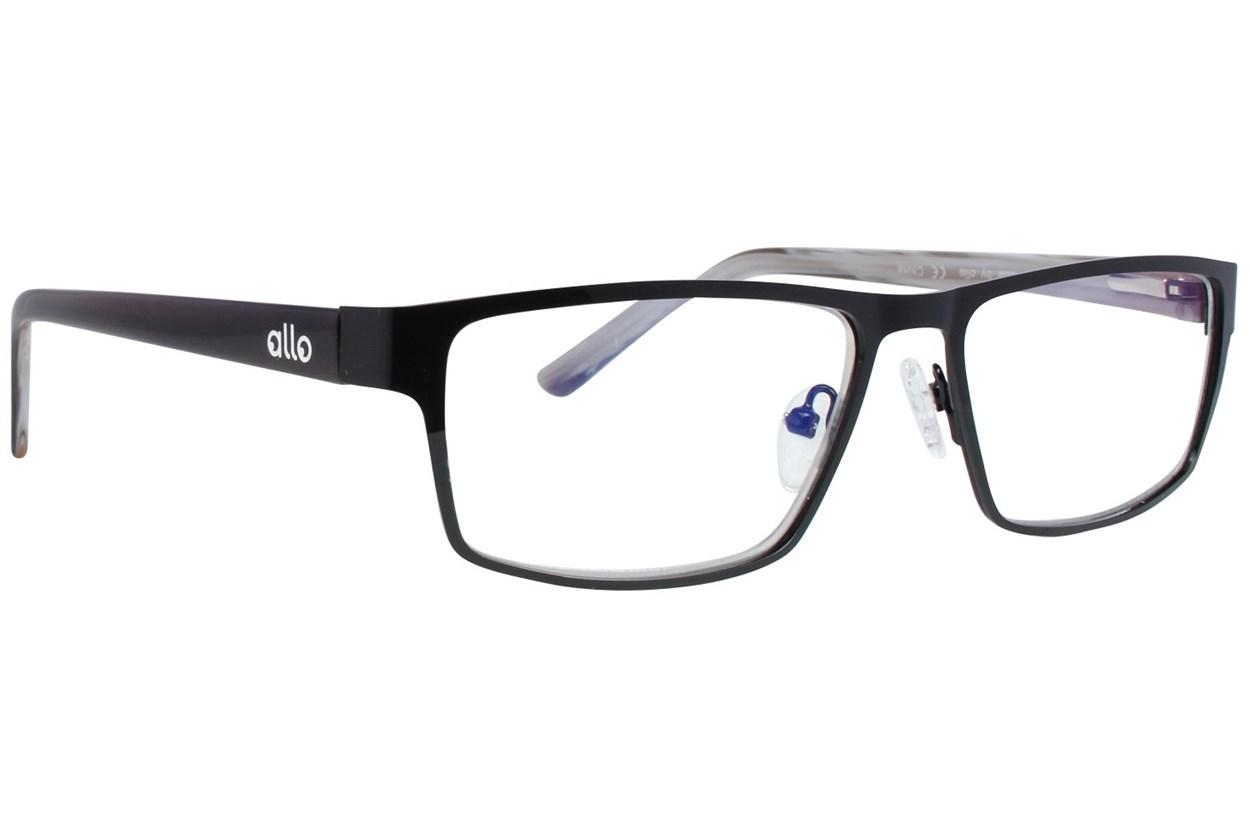 allo Salam Reading Glasses Black