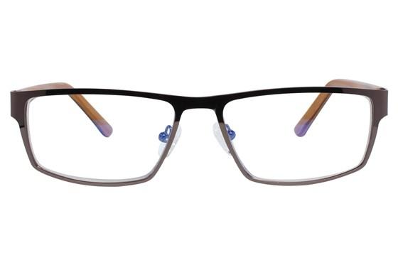 allo Salam Reading Glasses Brown