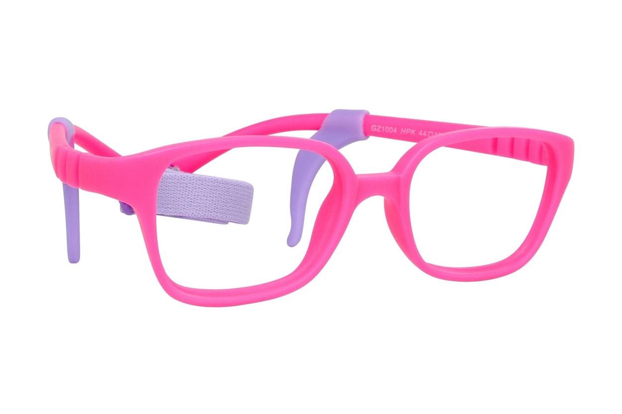 Gizmo GZ1004 Pink Eyeglasses