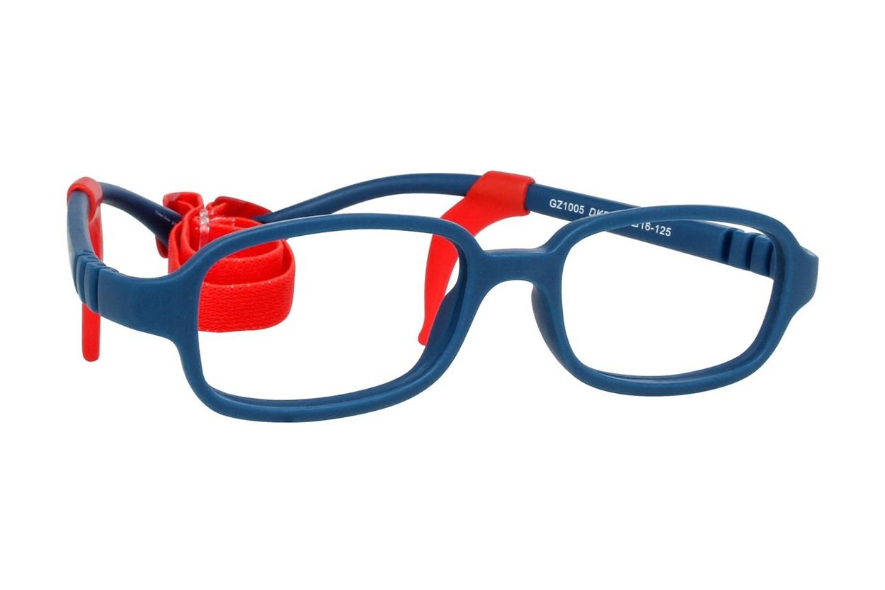 Gizmo GZ1005 Blue Eyeglasses