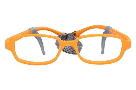 Gizmo GZ1005 Orange Eyeglasses