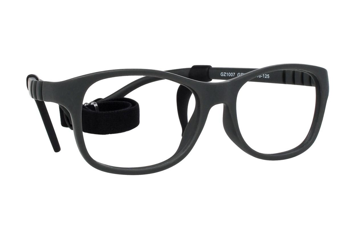 Gizmo GZ1007 Gray Eyeglasses