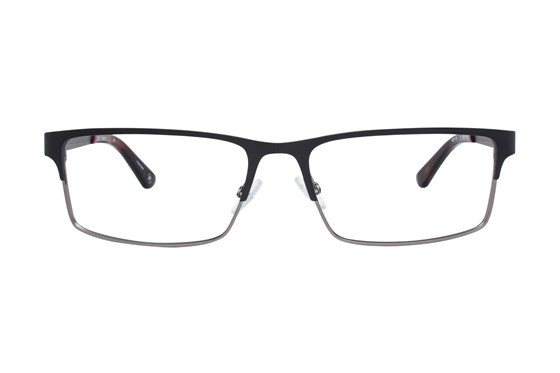 Hackett London Large Fit HEK1159 Black Eyeglasses