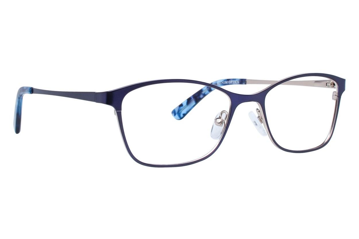 Bloom Optics Petite Sophia Blue Eyeglasses