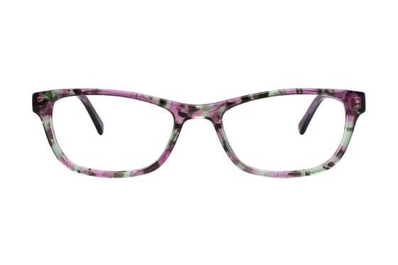 Bloom Optics Petite Dana Purple Eyeglasses