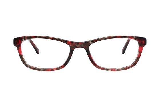 Bloom Optics Petite Dana Red Eyeglasses