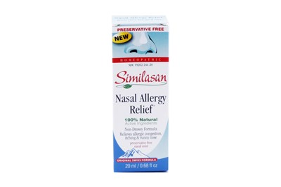 Similasan Nasal Allergy Relief (.68 fl. oz.)